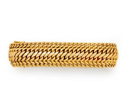 Bracelet ruban en or Jaune Poids : 25,7 ...