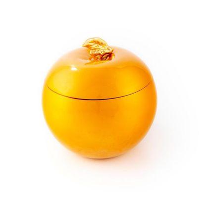 Seau à glaçons en forme de pomme en matière...