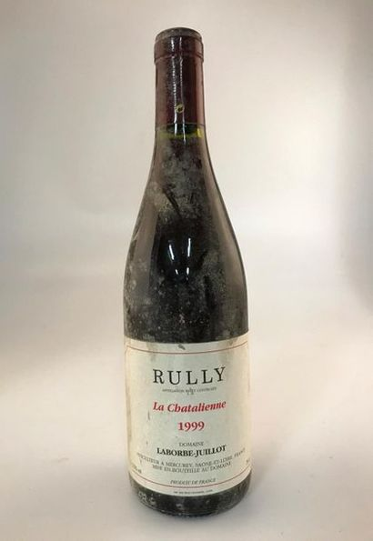 1 B RULLY La Chatalienne 1999