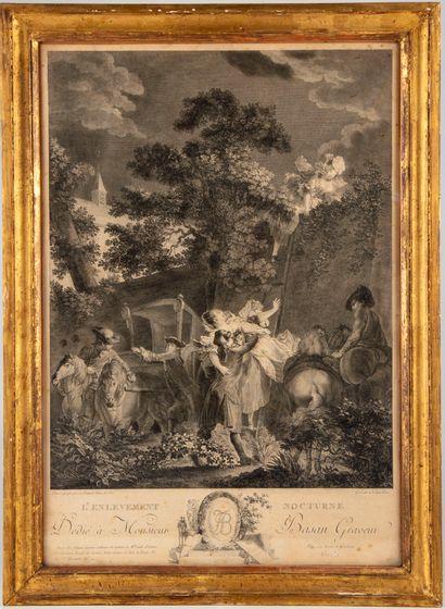 D'après A. Baudouin, gravé par Nicolas Ponce...