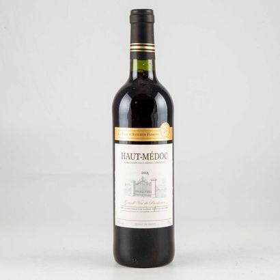 1 bouteille CAVE D'AUGUSTIN FLORENT 2014...