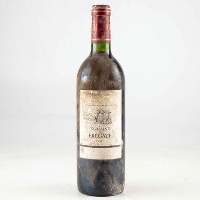1 bouteille BANDOL 1996 Domaine de Frégate...