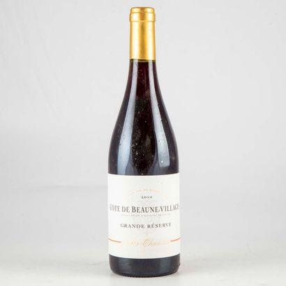 1 bouteille COTE DE BEAUNE-VILLAGES 2010...