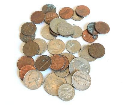 Ensemble de pièces de monnaie - USA  Cents...