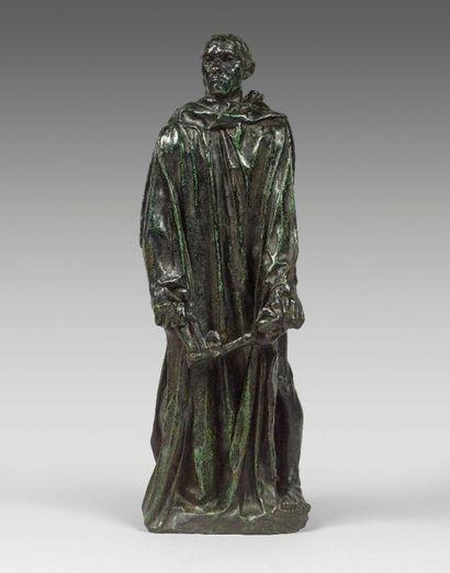 Auguste RODIN (1840-1917)  Jean d'Aire, réduction...