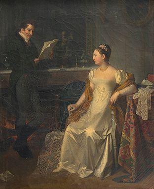 Marguerite GERARD  (Grasse 1761 - Paris 1837)...