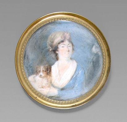Attribué à Louis Marie SICARDY (1746 – 1825)...