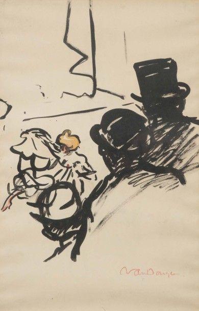 Kees VAN DONGEN (1877-1928)