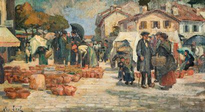 Alex LIZAL (1878-1915)