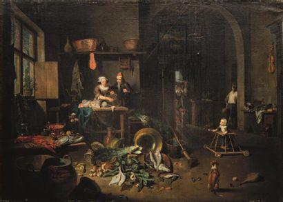 Jan Van BUKEN (1635-1694)