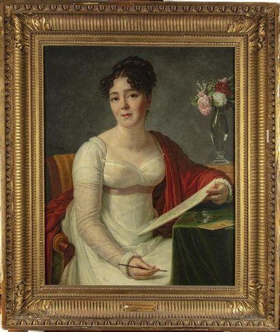 Jacques-Augustin-Catherine PAJOU (1766-1828)