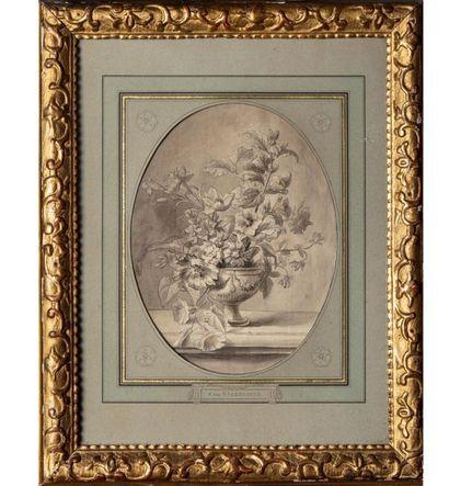 Cornelis van SPAENDOENCK (1756-1839) attribué...