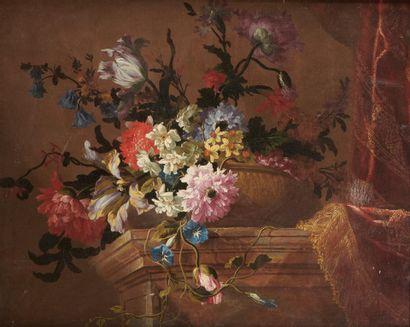 Jean-Baptiste MONNOYER (Lille 1636 - London...