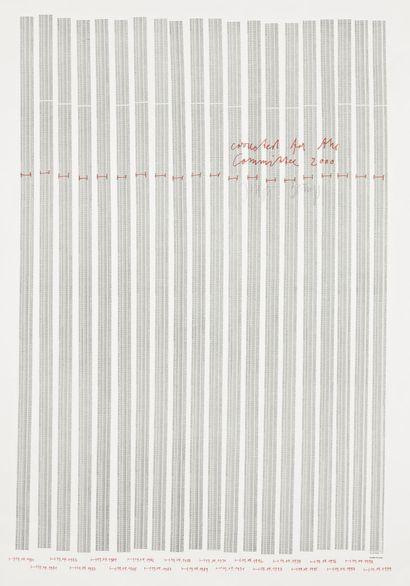 Joseph BEUYS (1921-1986)  Countdown 2000,...