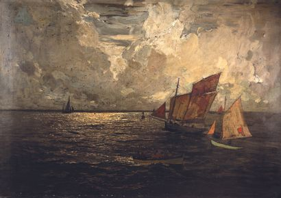 Amédée Julien MARCEL CLÉMENT (1873 1950)...