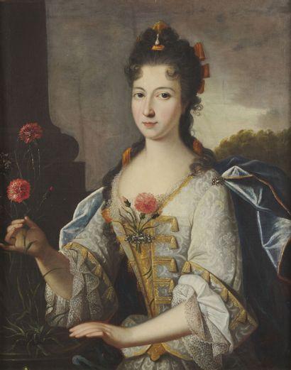 18th century FRENCH SCHOOL, Follower of Hyacinthe...