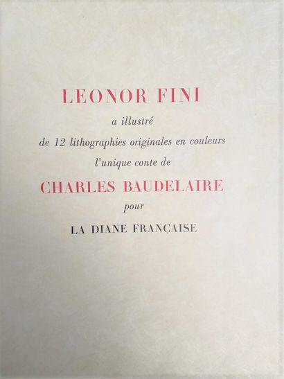 Charles BAUDELAIRE et Léonor FINI  La Fanfarlo....