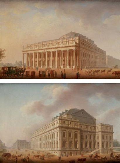 Pierre-Charles DANDRILLON (Paris 1757 - 1812)