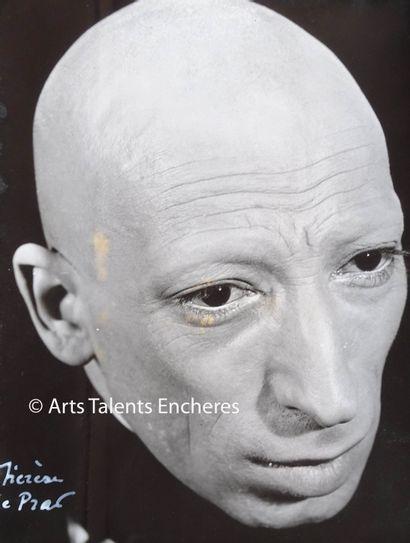 LE PRAT Thérése  Portrait de Daniel Emilfork...