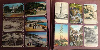 CARTES POSTALES ANCIENNES 475 Cartes postales...