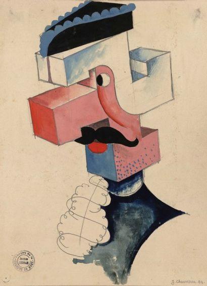 LA BRANCHE DE HOUX, 1934 Gamma, premier roi...
