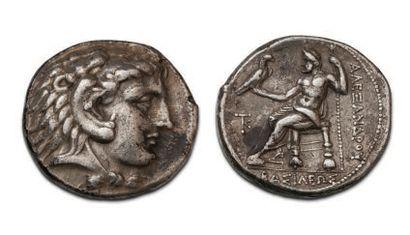 Alexander III, the Great (336-323 BC) Tetradrachma....