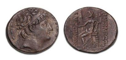 SELECTIVE KINGDOM Alexander II (128-122 BC)...