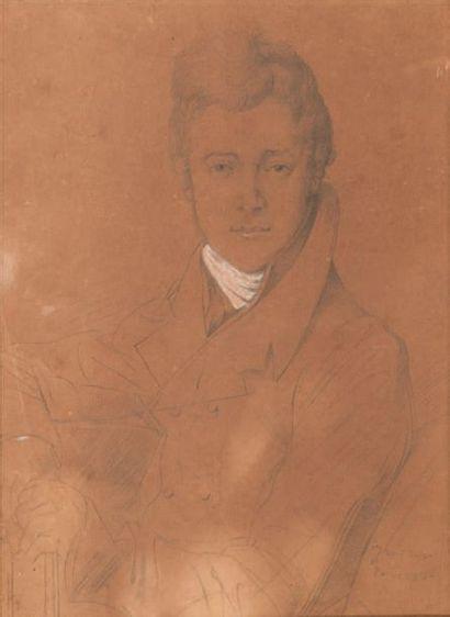 D'APRES JEAN-AUGUSTE-DOMINIQUE INGRES (1780-1867)
