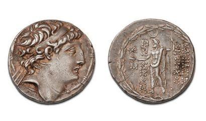 SELECTED KINGDOM Antiochus VIII (121-96 BC)...