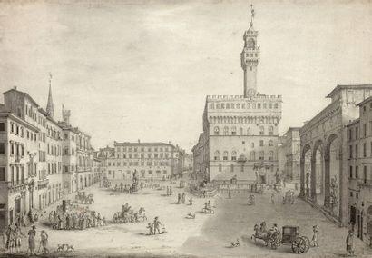 Attribué à Victor Jean NICOLLE (1754-1826)