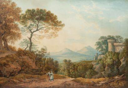 ATTRIBUÉ À FRANZ KAISERMAN (1765-1833)