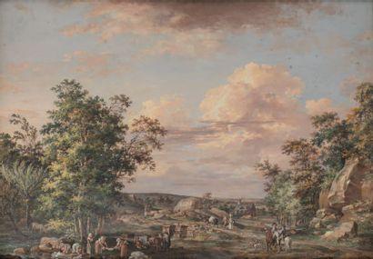 JEAN-PIERRE-FRÉDÉRIC BARROIS (1786 - C. 1841)