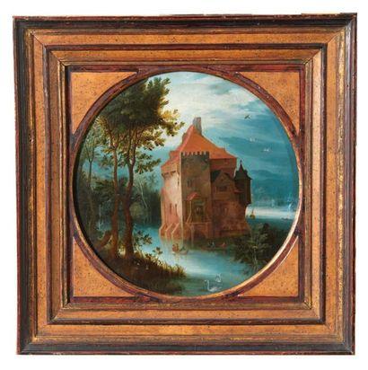 ADRIEN VAN STALBEMT (1580-1662)