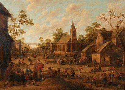 ATTRIBUÉ À JOOST CORNELISZ DROOSCHLOOT (1586-1666)