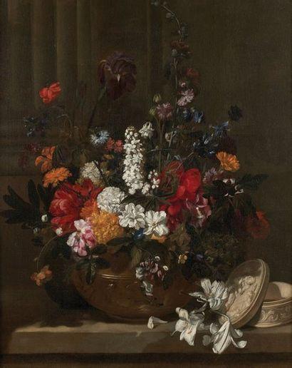 JEAN MICHEL PICART (ANVERS VERS 1600-PARIS 1682)