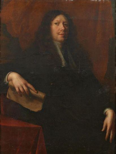 Attribué à Jan de BAEN (Haarlem 1633 - La Haye 1702)