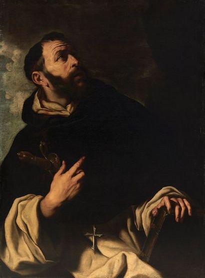 PIETRO NOVELLI DIT LE MONREALESE (MONREALE 1603-PALERME 1647)
