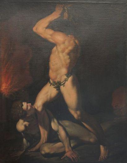 Peintre flamand du XVIIe siècle, actif en...