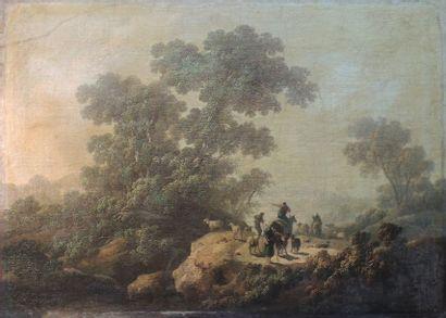 Jean-Baptiste PILLEMENT (Lyon 1738 - 1808)