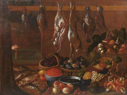 ATTRIBUÉ À JACOB SMETS (MALINES 1680 - 1764)
