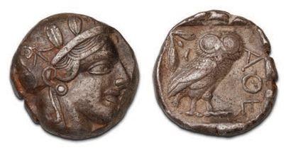 TETRADRACHMA: 8 COPIES. Athens - Tyre - Seleucid...
