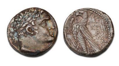 TETRADRACHMA: 8 COPIES. Athens - Tyre - Seleucid Kingdom (3 various ex.) - Lagid...
