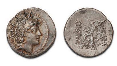 TETRADRACHMA: 7 COPIES. Athens - Seleucid Kingdom (2 various examples) - Lagid Kingdom...