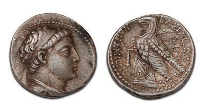 TETRADRACHMA: 7 COPIES. Athens - Seleucid...