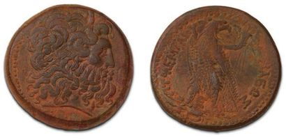 BATCH OF 27 LARGE, MEDIUM AND SMALL BRONZES,...