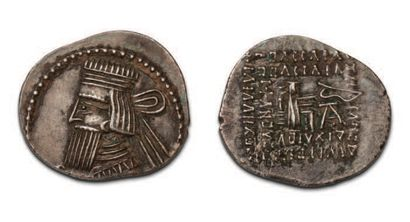 BATCH OF 14 PARTHIAN CURRENCIES (2nd and...