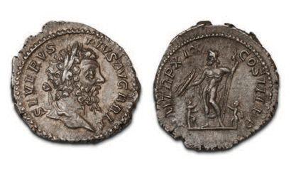 SEVEN SEVERE (193-211) Penny: 2 copies. His...