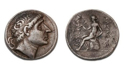 SELECTED KINGDOM Antiochus I (281-261 BC)...