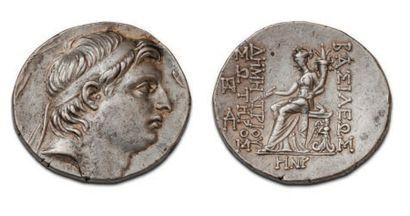 SELECTIVE KINGDOM Demetrius I (162-150 B.C.)...