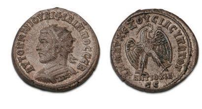 PHILIPPE IER (244-249) Tétradrachme. Antioche....